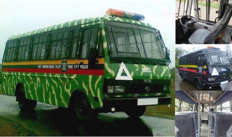 Police Van – LCV