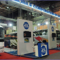 ACGL Participation at Bus World 2011