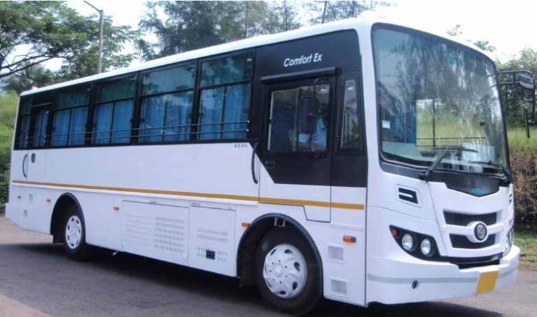 Comfort EX Executive AC Coach