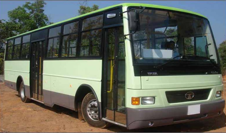 Mass Rapid Transit bus