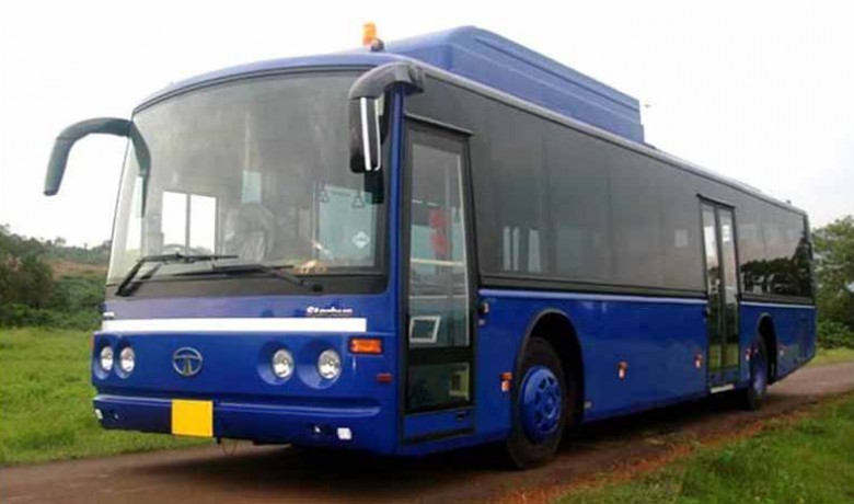 Ultra Low Floor CNG